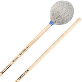 Innovative Percussion Innovative Percussion Medium Hard Marimba Mallets - Pewter Yarn - Birch