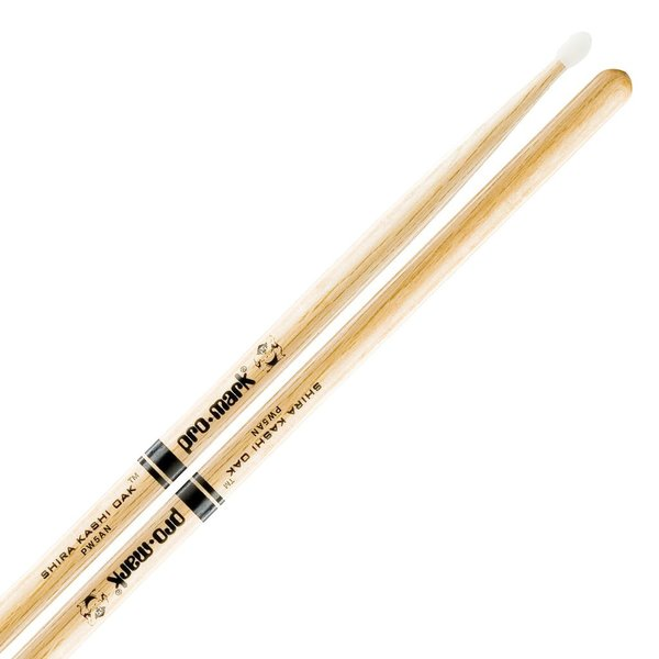 Promark Oak 5A Nylon Tip Drumsticks
