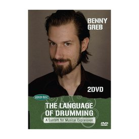 Hal Leonard Benny Greb: The Language of Drumming DVD