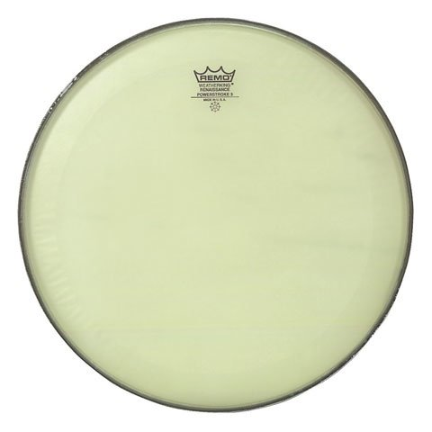"Remo Renaissance Powerstroke 3 - 18"" Diameter Bass Drumhead"