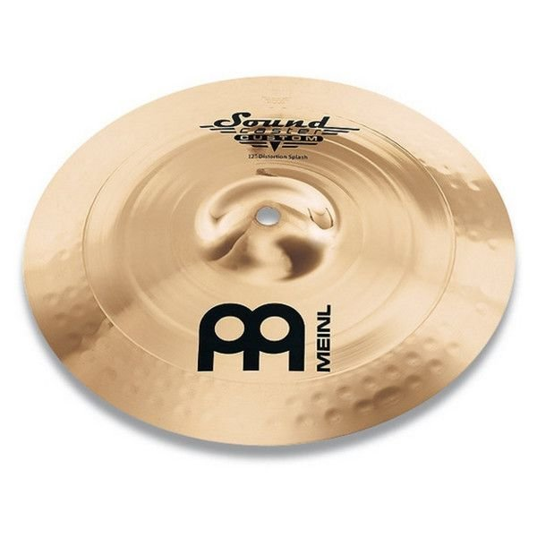 """Meinl Meinl Soundcaster Custom 12"""" Distortion Splash Cymbal"""