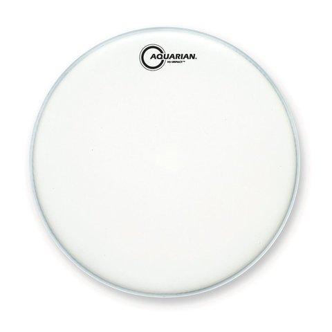 "Aquarian Hi-Impact Series 13"" Snare Drumhead - White"