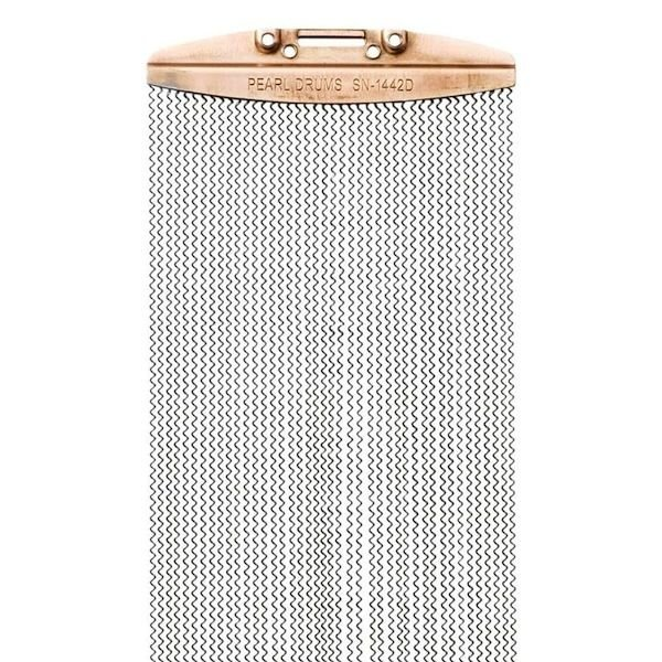 """Pearl Pearl 42 Strand UltraSound Graduated Tension Snare Wires """"D"""" Type for 14"""" with Cords"""
