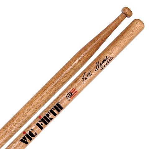 Vic Firth Tim Genis Signature Snare Stick - Leggiero Drumsticks