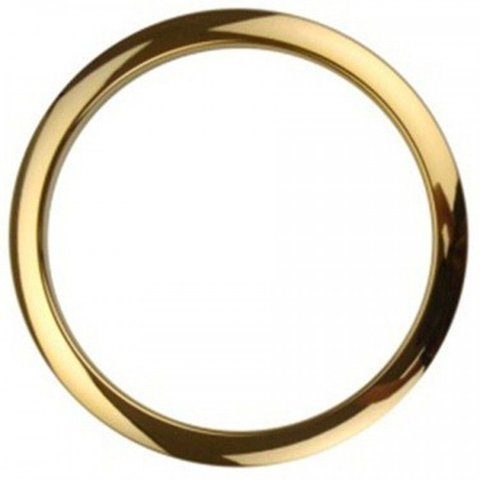 Bass Drum O's 2 Brass Drum O's/Tom Ports (2-Pack)