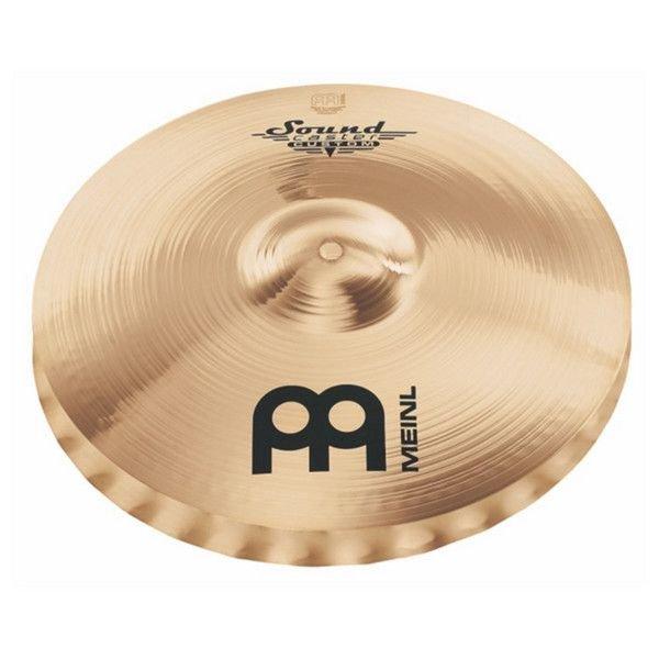 "Meinl Meinl Soundcaster Custom 14"" Powerful Soundwave Hi Hat Cymbals"