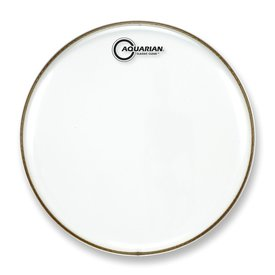 "Aquarian Aquarian Classic Clear Series 12"" Snare Bottom Drumhead"