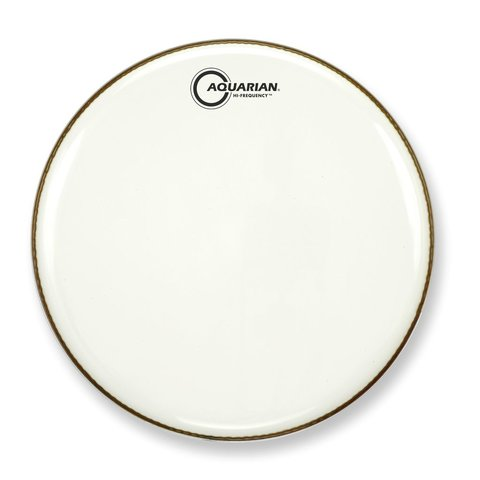 "Aquarian Hi-Frequency Series 13"" (1-Ply) Thin Drumhead"