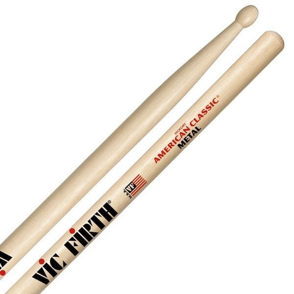 Vic Firth Vic Firth American Classic - Metal Drumsticks