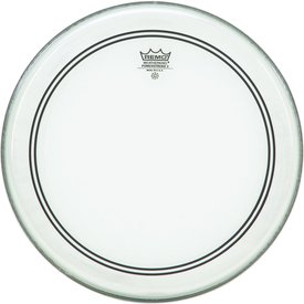 "Remo Remo Clear Powerstroke 3 16"" Diameter Batter Drumhead"