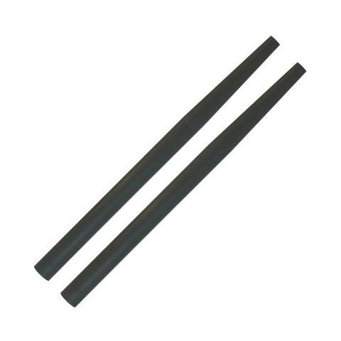 Ahead Super Short Taper Covers Pair (Black)