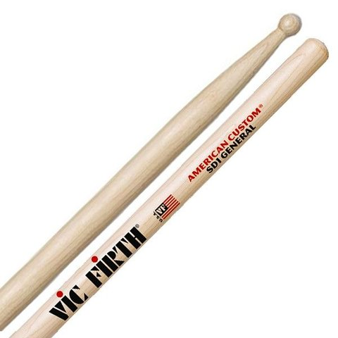 Vic Firth American Custom - SD1 General Drumsticks