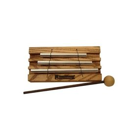 TreeWorks TreeWorks The Trio Meditation Energy Chime with Wooden Striker
