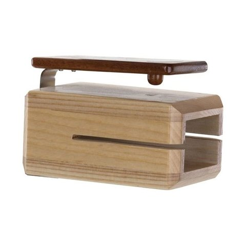 Pearl Cajon Wood Block - Cajon Accessory Attaches with 3M Dual Lock Strips