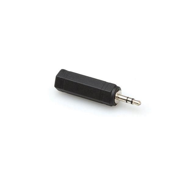 """Hosa Hosa Mono 1/4"""" TS to 1/8"""" Stereo TRS Adapter"""