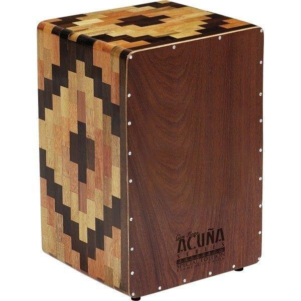 Gon Bops Gon Bops Alex Acuna Special Edition Cajon w/Free Gig Bag