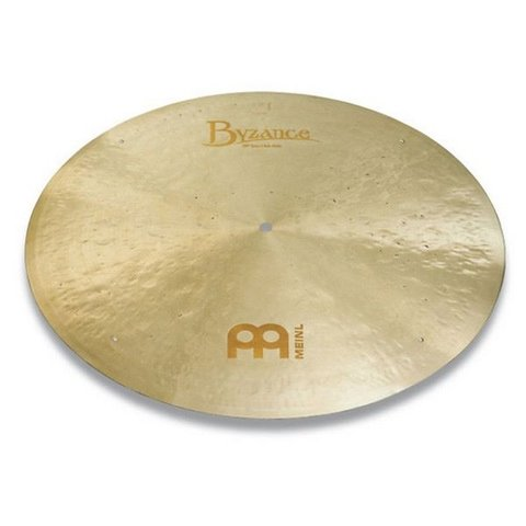 "Meinl Byzance Jazz 20"" Club Ride with Sizzles Cymbal"