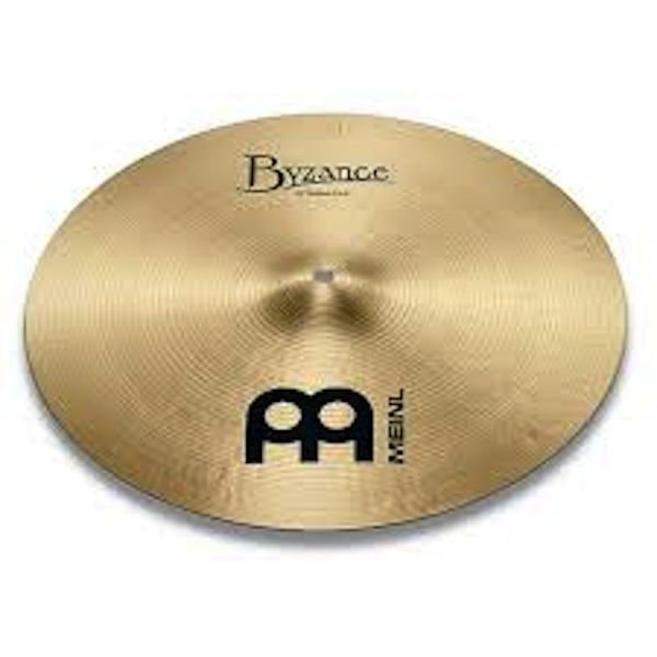 "Meinl Meinl Byzance Traditional 16"" Heavy Crash Cymbal"