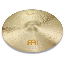 "Meinl Meinl Byzance Jazz 16"" Thin Crash Cymbal"