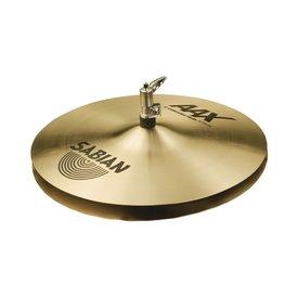 "Sabian Sabian AAX 13"" X-Celerator Brilliant Hi Hat Cymbals"