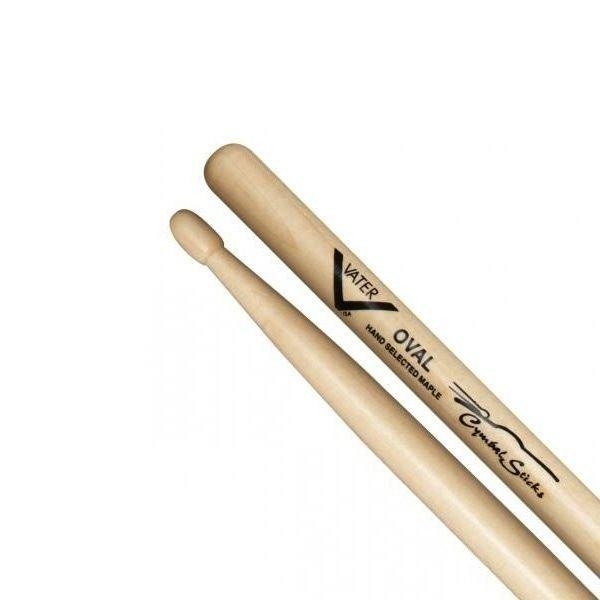 Vater Vater Cymbal Oval Wood Tip Drumsticks