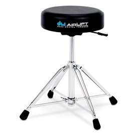 DW DW 9000 Series Air Lift Heavy Duty Throne - Round Top