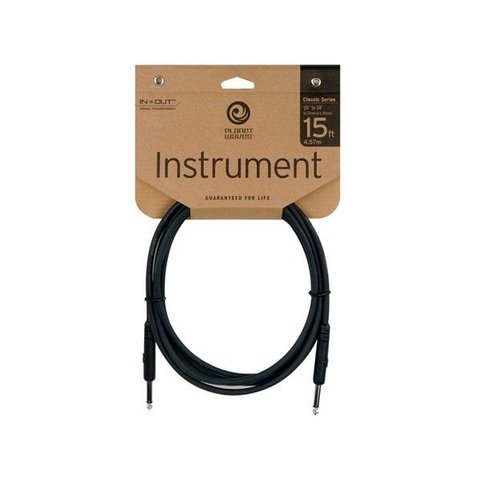 "Planet Waves 15 ft. 1/4"" Classic Series Instrument Cable"