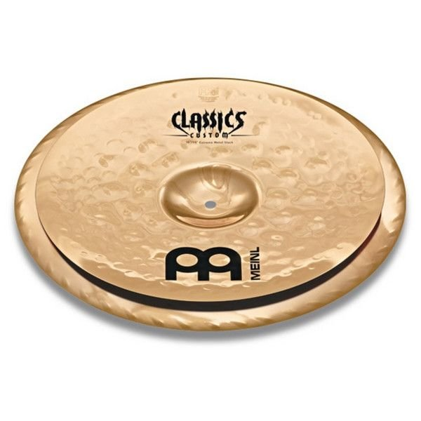 "Meinl Meinl Classics Custom Extreme Metal 16""/18"" Stack Cymbal"