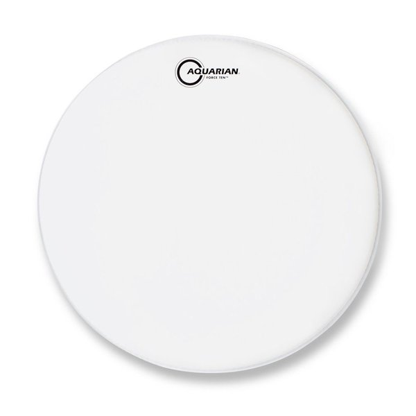 "Aquarian Aquarian Force Ten Texture Coated 10"" Drumhead"