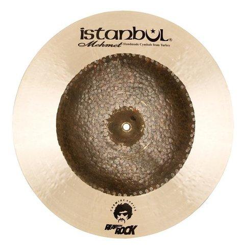 "Istanbul Mehmet Signature Series 8"" Carmine Appice Splash Cymbal"