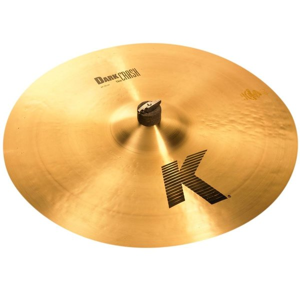 "Zildjian Zildjian K Series 20"" Dark Thin Crash Cymbal"