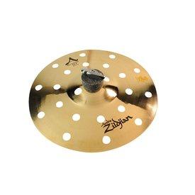 "Zildjian Zildjian A Custom 10"" EFX Cymbal Brilliant"