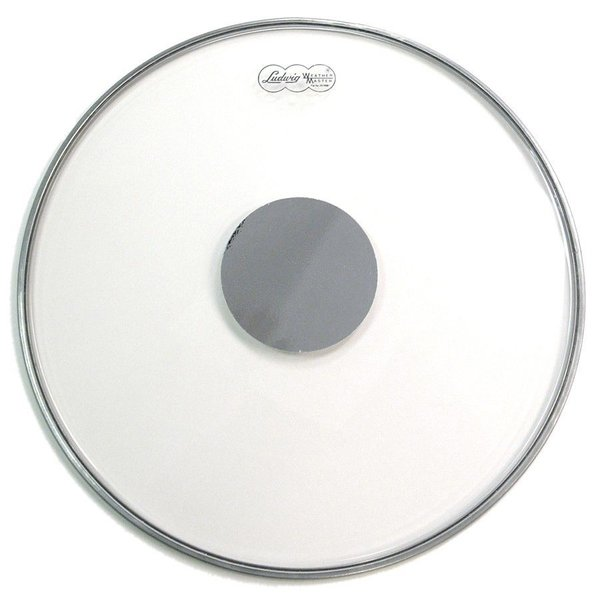 """Ludwig Ludwig Weather Master Silver Dot Heavy 8"""" Batter Drumhead"""
