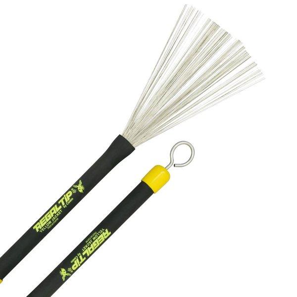 Regal Tip Regal Tip Yellow Jacket Throw Wire Brush