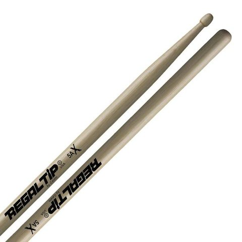 Regal Tip X-Series Wood Tip 5AX Drumsticks