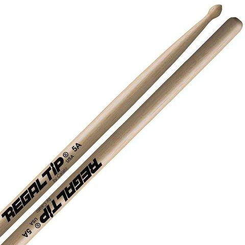 Regal Tip Maple Series 5A Wood Tip Drumsticks