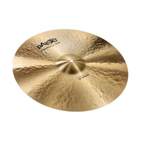 "Paiste Formula 602 18"" Modern Essentials Crash Cymbal"