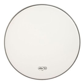 "Ludwig Ludwig Weather Master Smooth White Heavy 22"" Marching Bass Batter Drumhead"