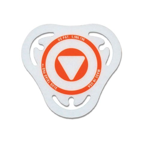 Slug Batter Badge Triad Pad - Single