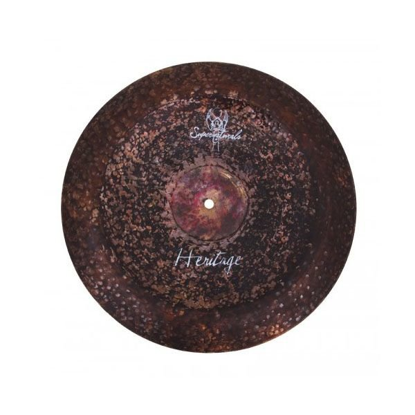 "Supernatural Heritage Series 17"" Crash Cymbal"