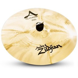 "Zildjian A Custom 16"" Crash Cymbal Brilliant"