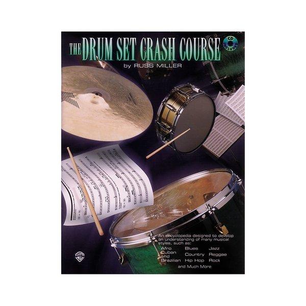 Alfred Publishing Russ MIller: Drum Set Crash Course DVD