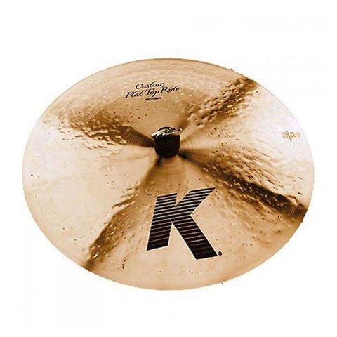 """Zildjian K Custom 20"""" Flat Top Ride Cymbal Cymbal"""