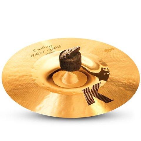 "Zildjian K Custom 9"" Hybrid Splash Cymbal"