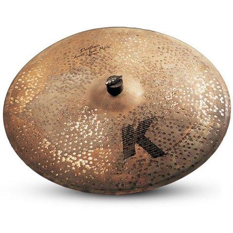 """Zildjian K Custom 20"""" Left Side Ride Cymbal W/3 Rivets"""