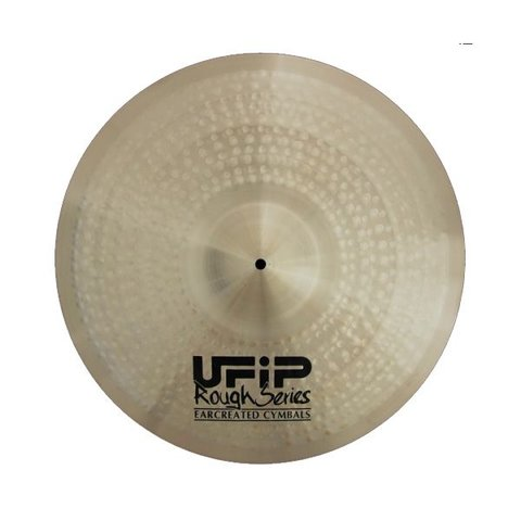 "UFIP Rough Series 21"" Medium Ride Cymbal"