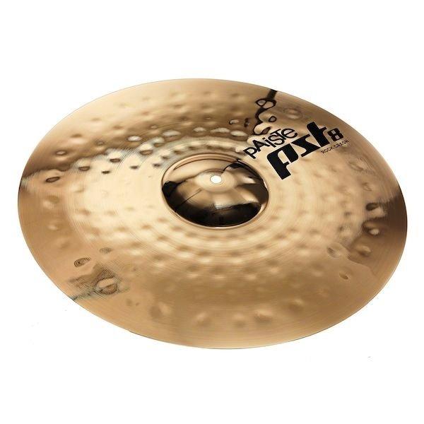 "Paiste Paiste PST8 18"" Rock Crash Cymbal"