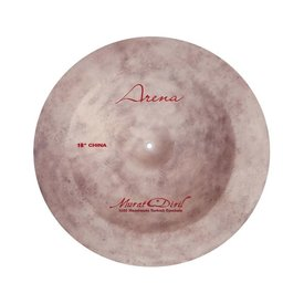 "Murat Diril Murat Diril Arena Series 18"" China Cymbal"