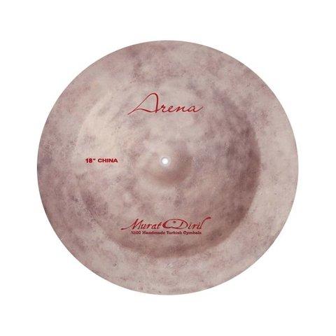 """Murat Diril Arena Series 18"""" China Cymbal"""