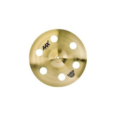 "Sabian AAX 18"" O-Zone Crash Cymbal Brilliant"